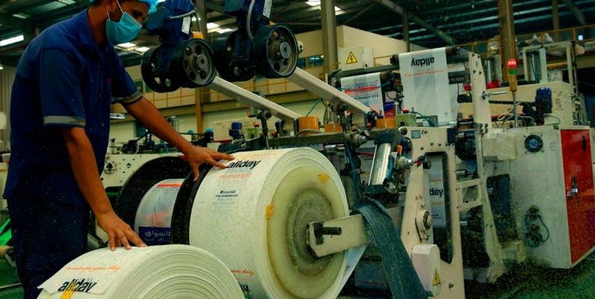 Rischi per i lavoratori nel settore della plastica